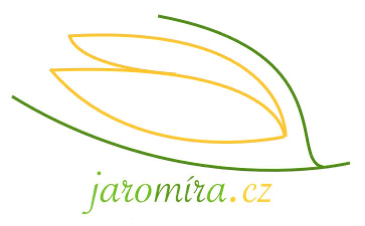 Logo: Jaromíra Pechová - vyléčení situací dětí adospělých