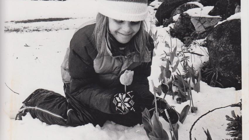Tulip na sněhu: Jaromíra Pechová - vyléčení situací dětí a dospělých